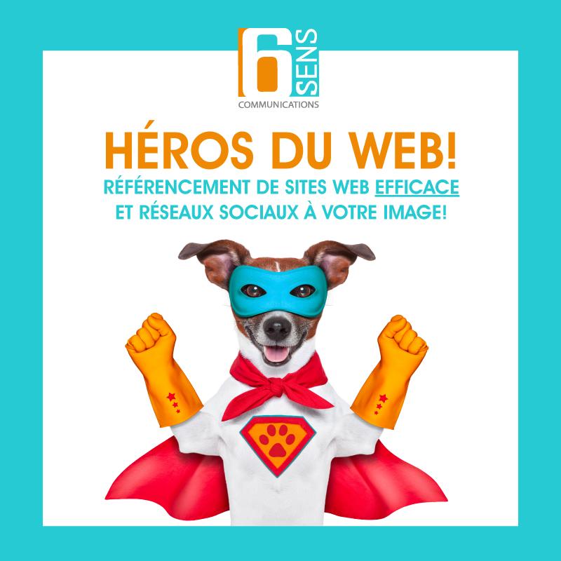 agence marketing et web sur la rive nord de montréal