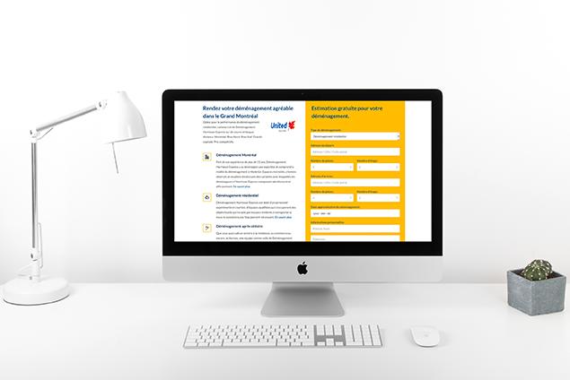 création site Internet par une agence WEB