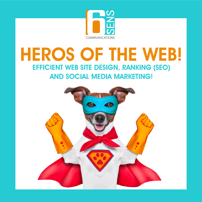 heros of the web and seo